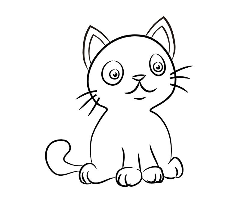 Imágenes Dibujos Mandalas De Gatos Para Colorear